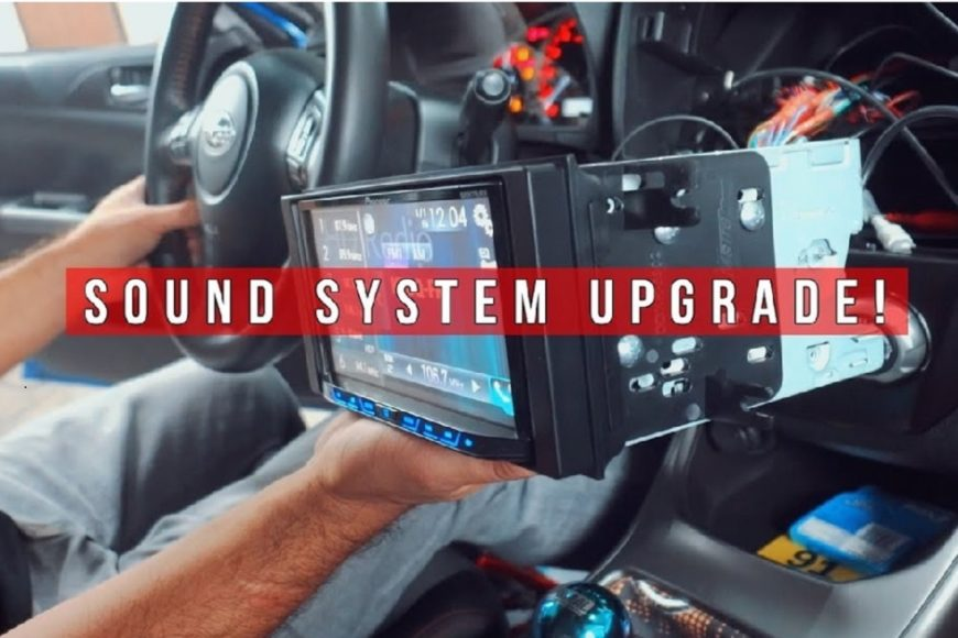 5 Steps for Upgrading Your Vehicle's Stereo System